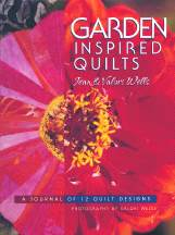 garden inspired quilts by jean and vlori wells