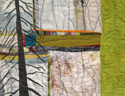 color - texture - stitch art quilt workshops with jean wells