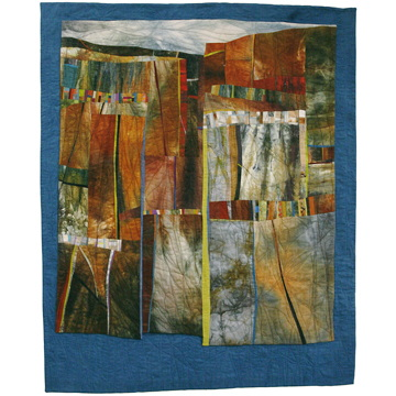 Of The Earth Art Quilt Workshop Jean Wells