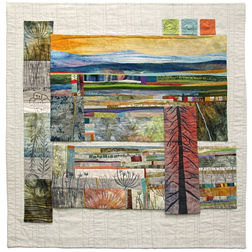 Deschutes Quilt by Jean Wells