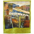 landscape series quilts - jean wells